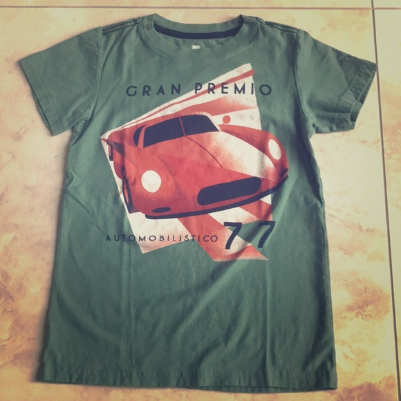 Tea Collection Other - Tea Collection shirt with car